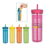 Tumbler with Infusion Separator  20 oz.