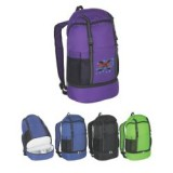 Sports Backpack with Insulated Bottom