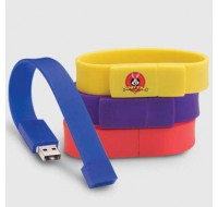 USB Drive Silicon Bands 4GB