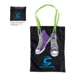 Convertible Sneaker Tote Bag