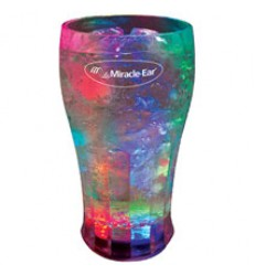 Light Up 12 Ounce Party Glass