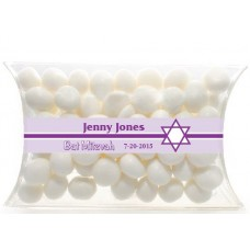 PERSONALIZED BAR AND BAT MITZVAH MINT PILLOW PACKS