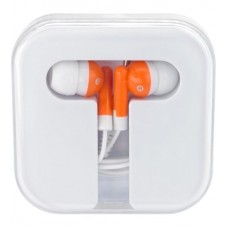 EAR BUDS IN COMPACT CASE