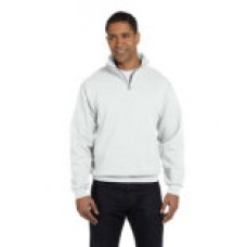Jerzees 8 oz., 50/50 NuBlend® Quarter-Zip Cadet Collar Sweatshirt