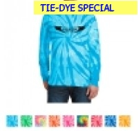 Tie-Dye Long-Sleeved T-Shirt