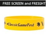 Silk-Screened Silicone Bands